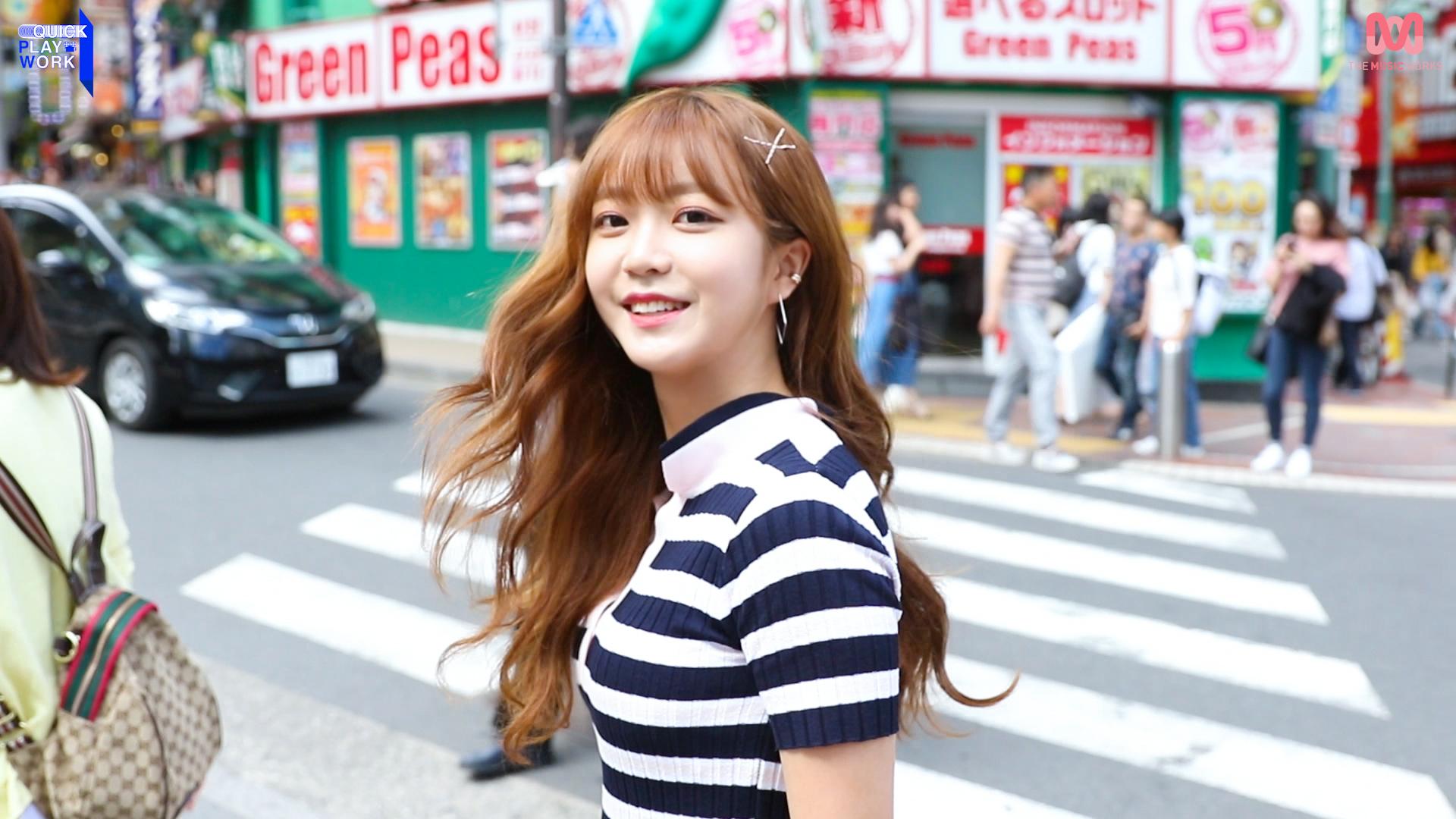 ★김소희★ QUICK PLAY WORK Kim So Hee In Tokyo #2