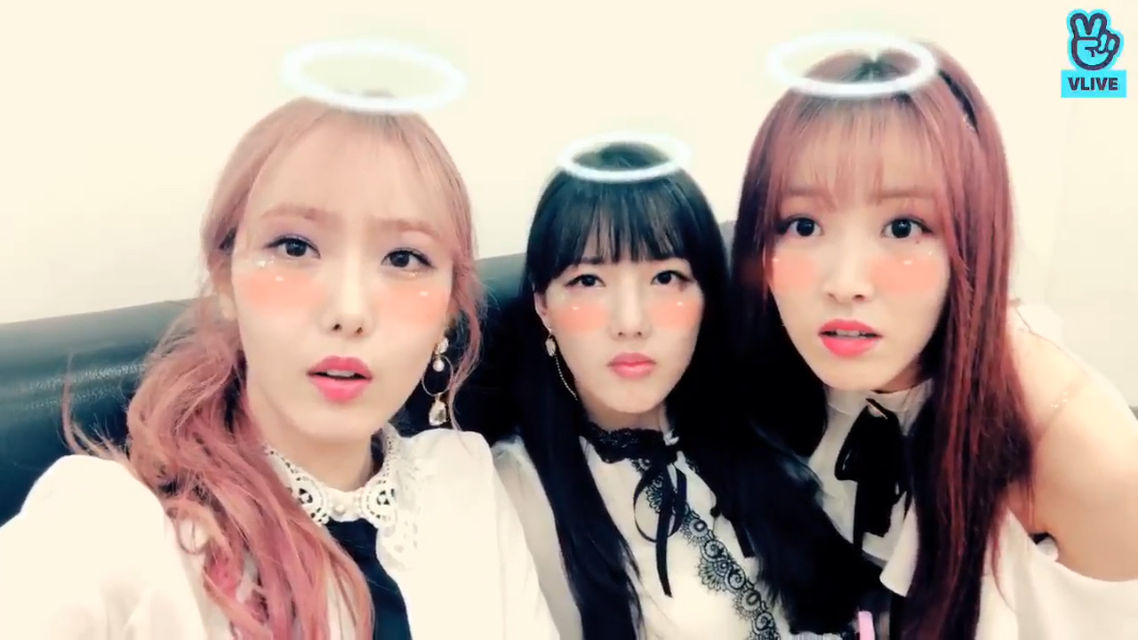 [GFRIEND] 요찌니들의 실명친구 대잔치👭 (GFRIEND talking about their friend)