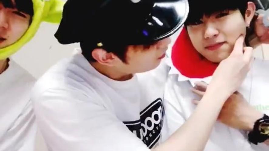 [Jiahn/Sunghyun] 인투유~심심한데 브이앱할까~?🤔❤️