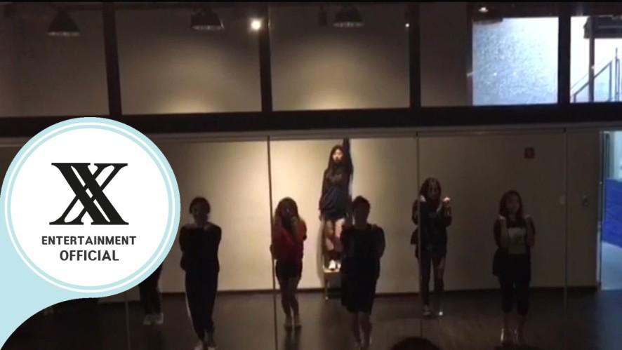 S.I.S 느낌이 와 초창기 안무 공개!!