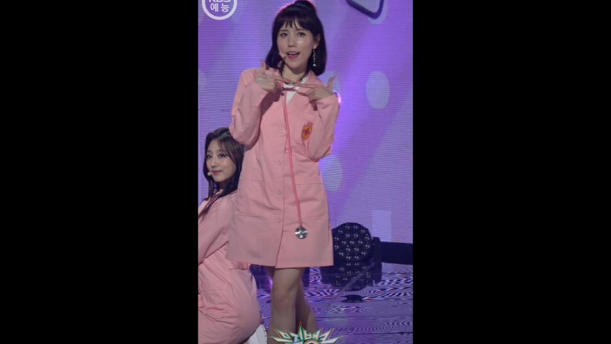 [뮤직뱅크 직캠 180518] 러블리즈_JIN / Aya [LOVELYZ_JIN / Aya / Music Bank / Fan Cam ver.]