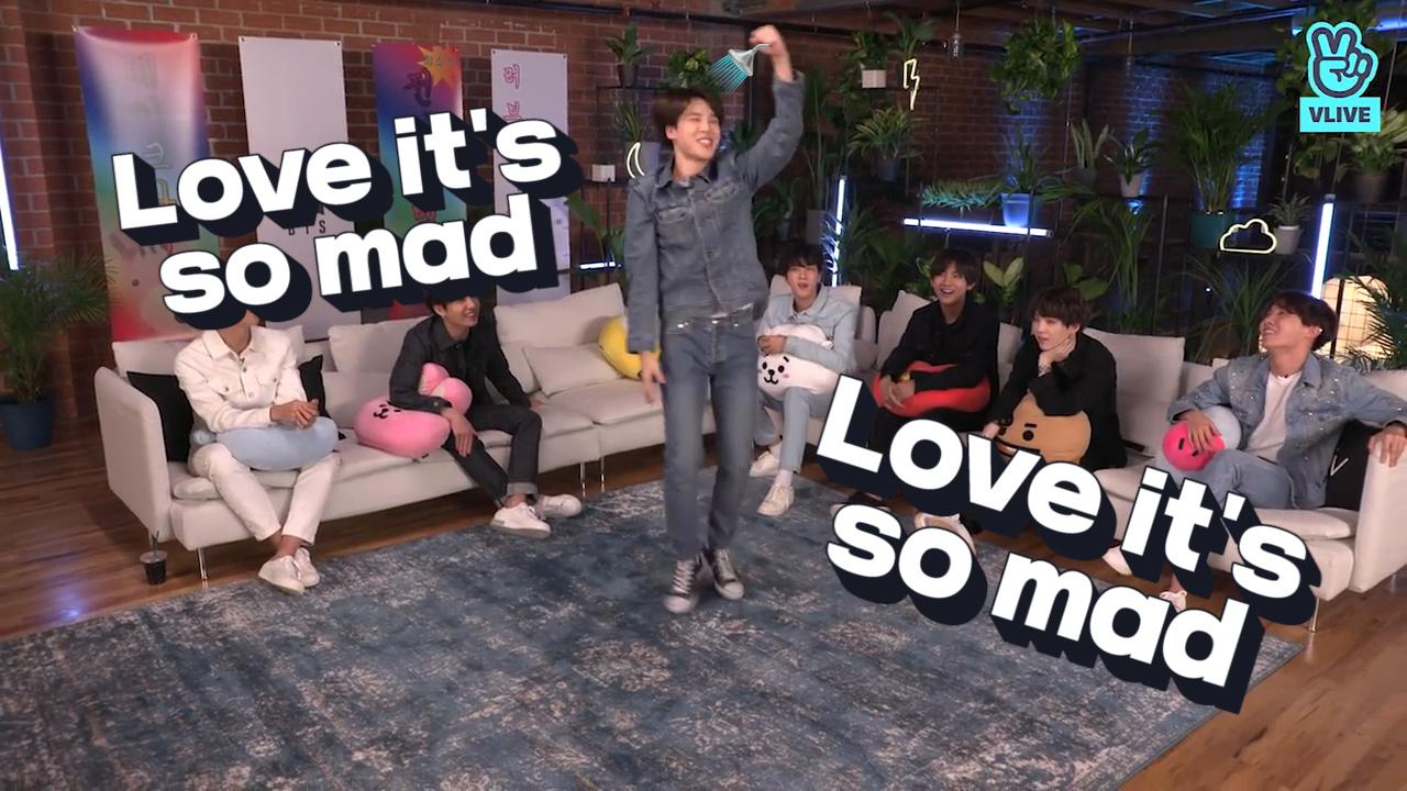 [BTS] 2018 최고의 샤워송 훼이크라부🐥🚿💗 (BTS talking about their new songs)