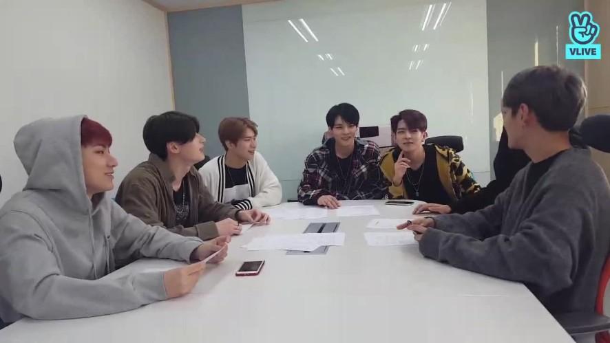 VICTON Broadcast 오월애 카운트다운!