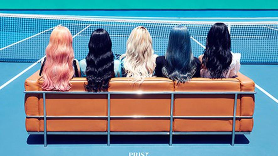 [FULL] PRISTIN V New Single Album <Like a V> Showcase