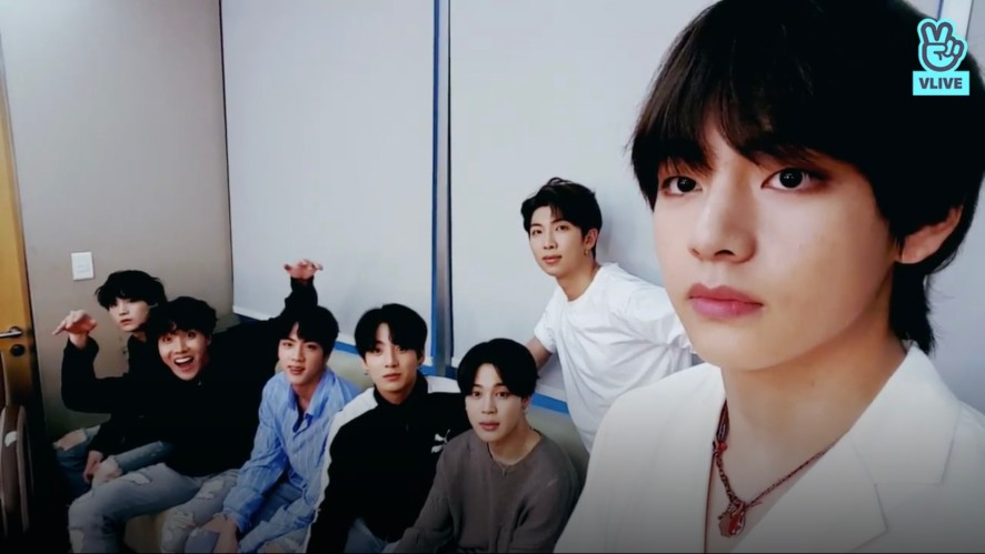 V LIVE - Mnet <BTS COMEBACK SHOW> PRE Live!