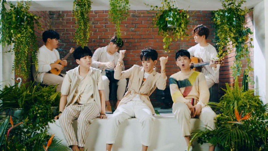 TheEastLight.(더 이스트라이트) - 설레임(Love Flutters) Official M/V