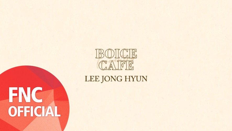 CNBLUE SPECIAL FANMEETING [BOICE CAFE: LJH CAFE]