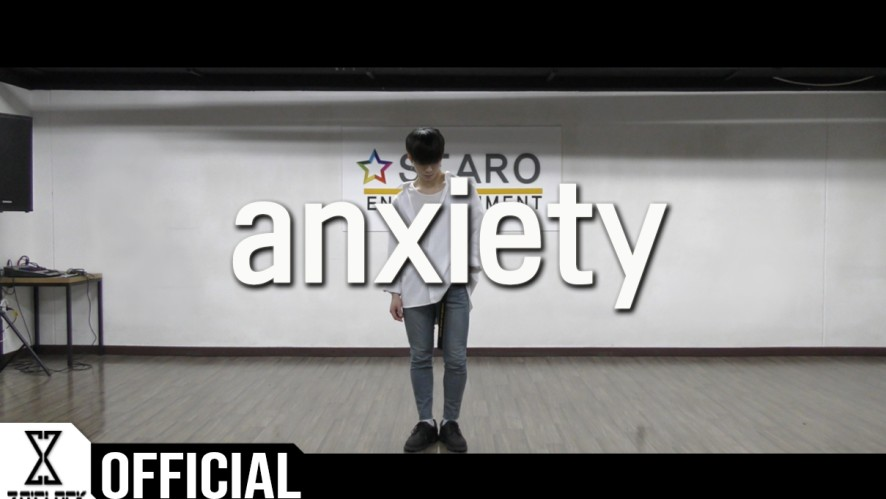 [DAYDE] Dayreography #2. ANXIETY