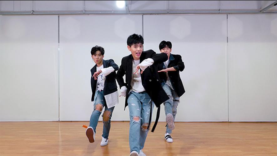 TheEastLight.(더 이스트라이트) - 설레임(Love Flutters) Dance Practice Video