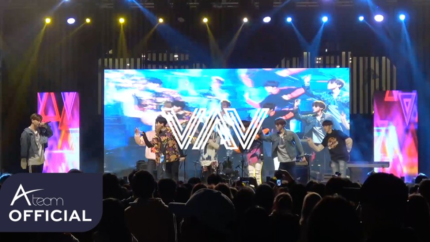 VAV(브이에이브이)_Seo Kyeong University Festival Behind Episode