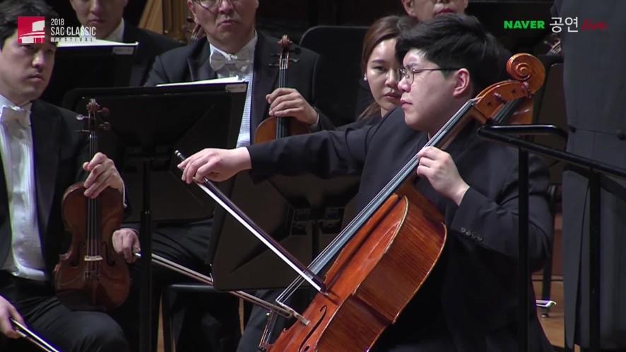 [연주클립] 심준호&부산시립교향악단 - '백조' by 2018 교향악축제