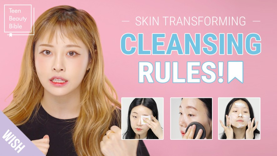 5 Cleansing Secrets! How to Cleanse Properly for Acne Skin & Remove Heavy Makeup