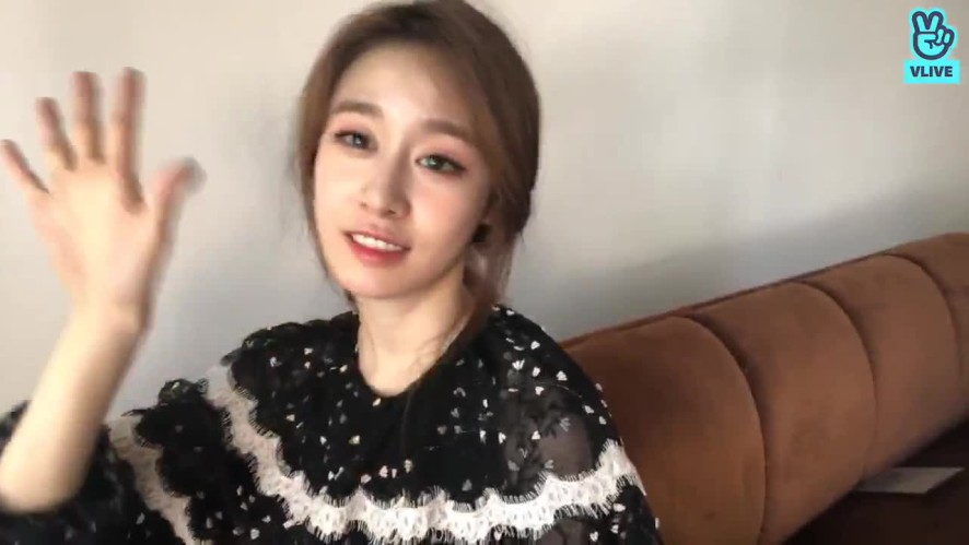 Ji Yeon(지연) - 지연 브이앱 개인채널 첫브이앱!!