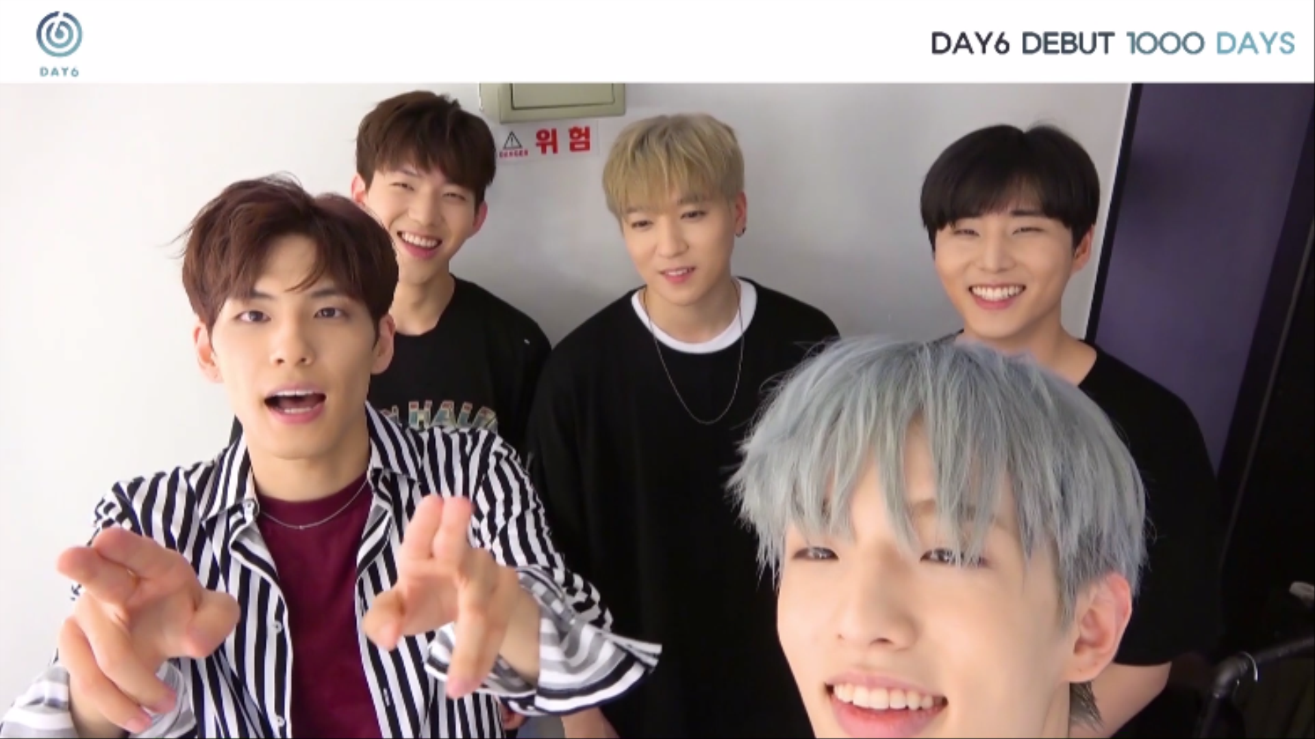 Congratulations! DAY6 DEBUT 1000 DAYS♡