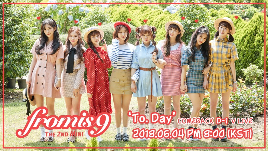 [FULL] fromis_9 'To. Day' COMEBACK D-1