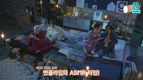 ASMR X 엔플라잉 - by 눕방 LieV