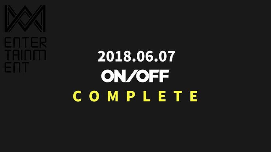 온앤오프 (ONF)_'Complete (널 만난 순간)' Dance Teaser