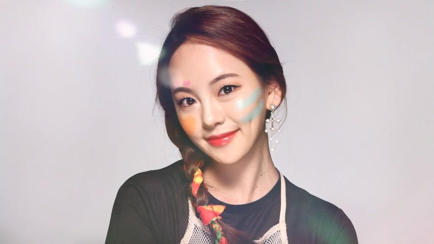 [EMMA BEAUTY 엠마뷰티] I 금기녀 I 페스티벌 메이크업 2 Festival Makeup I 금요일을 기다리는 여자