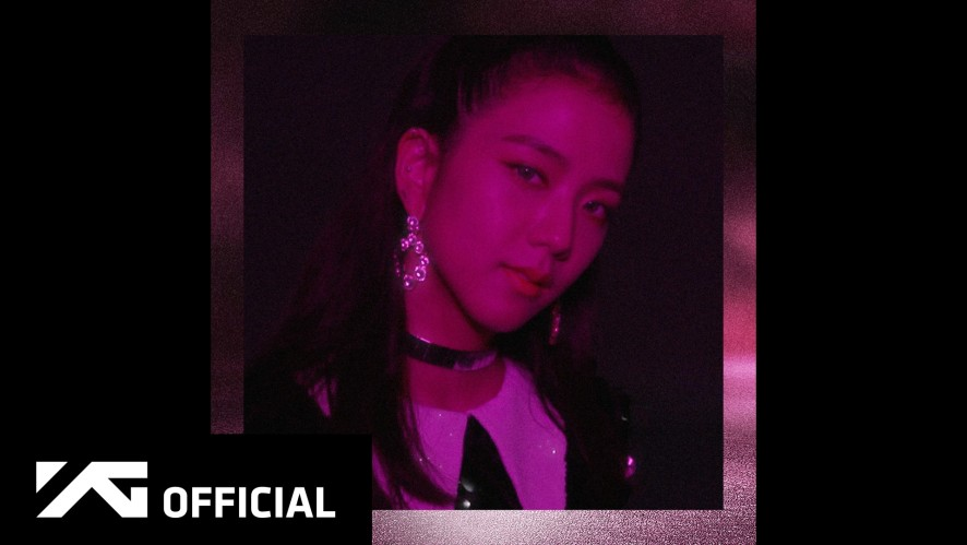 BLACKPINK - 'SQUARE UP' JISOO MOVING POSTER