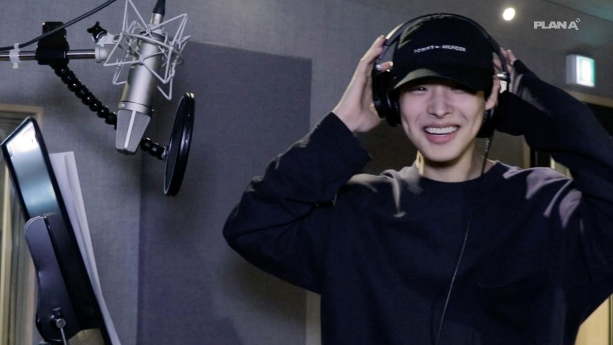 VICTON 빅톤 FIRST SINGLE ALBUM '오월애 (俉月哀)' Recording Making Film