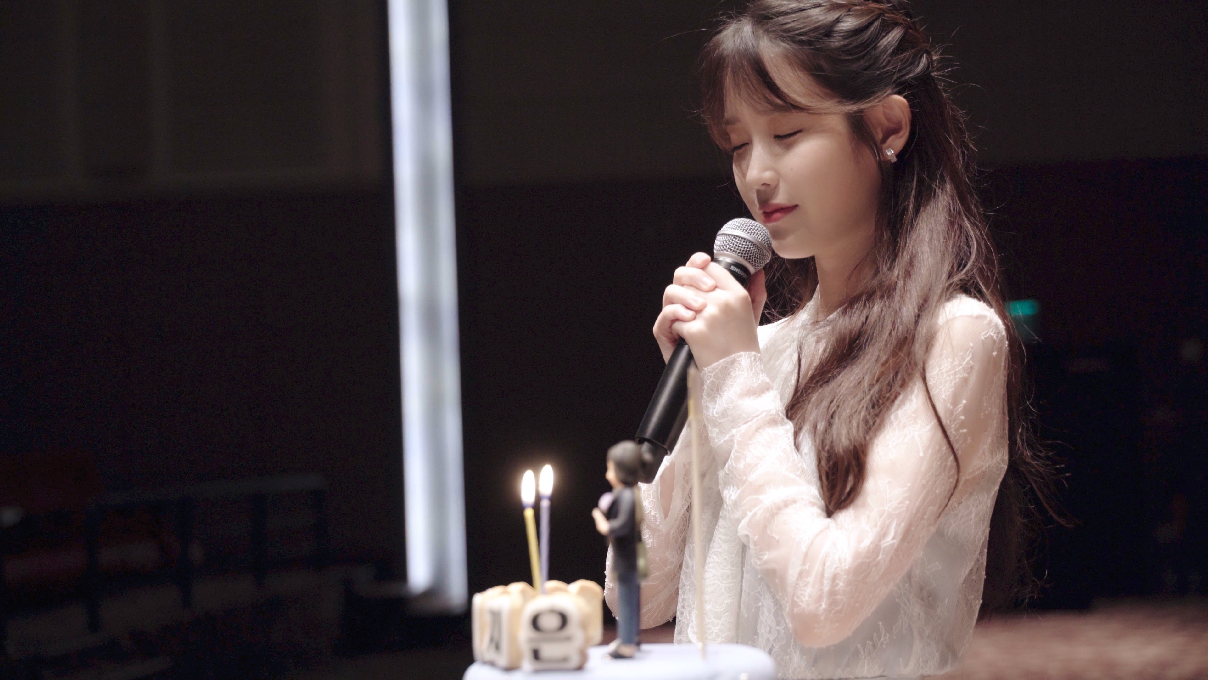 [IU TV] '나의 아저씨' Behind & Birthday Fan Meeting