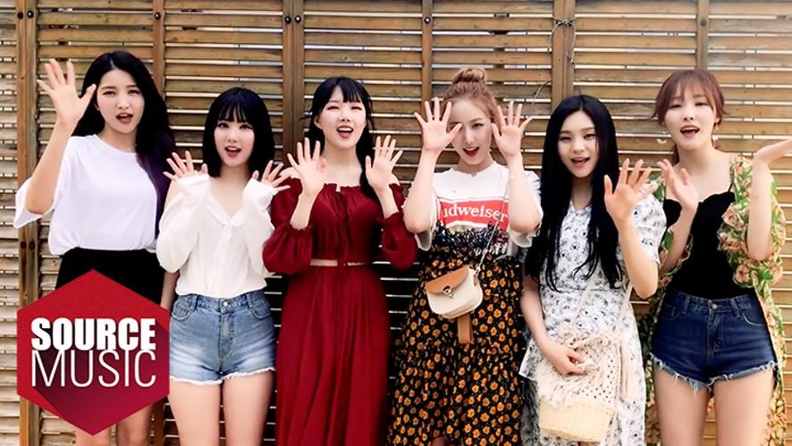 여자친구 GFRIEND Over 90,000 joined official fan cafe!