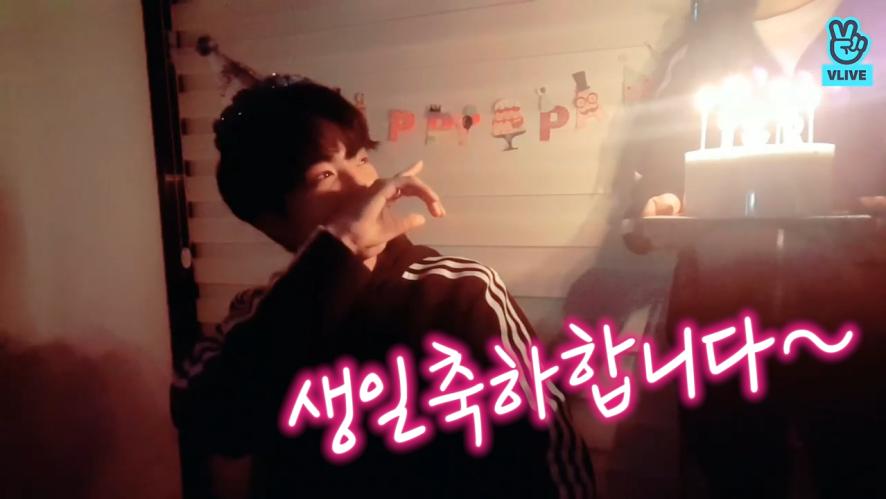 [NU'EST W] 쩨알이의 생일을 멋지게(?) 축하해준 렌스타 그 이후🐢🐰 (HAPPY JR DAY)