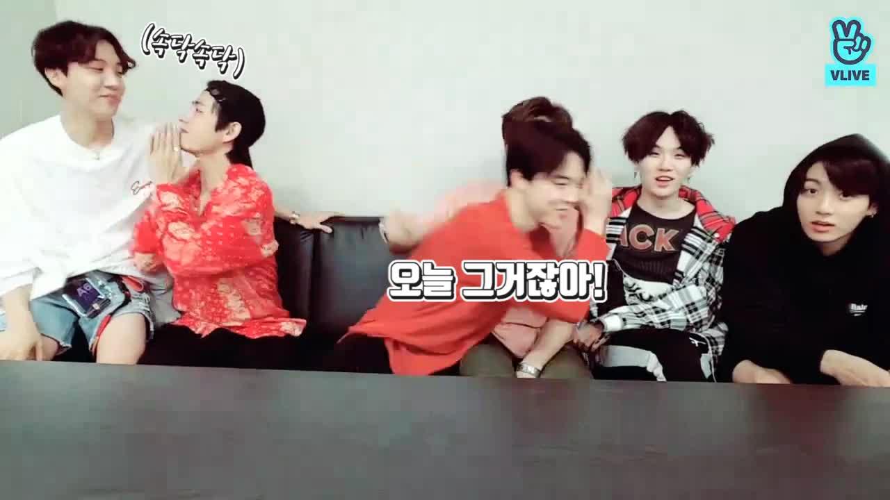 [BTS] 세상에서 제일 귀여운 귓속말소년단💭 (BTS talking in a whisper)