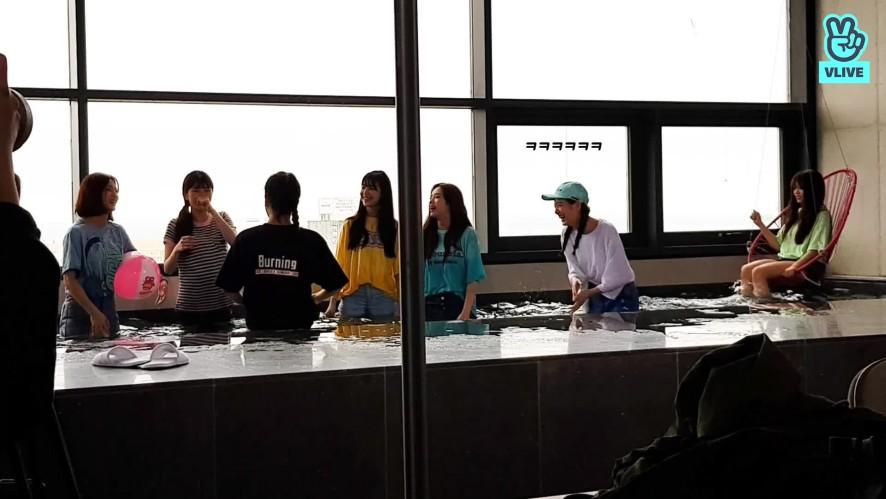 [피카부PD캠] THE100 비하인드 #6 서연이 수난시대