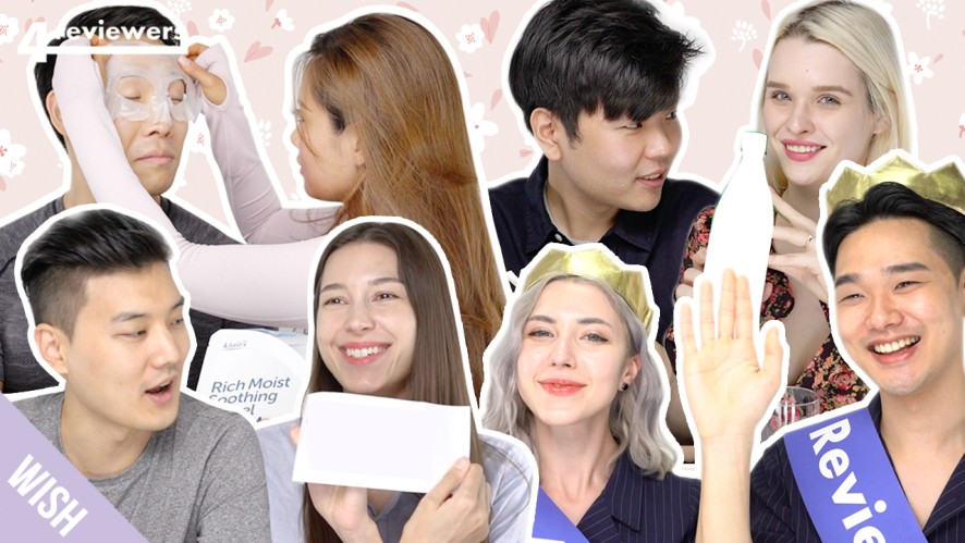 Why Do International Couples Have Flushed Faces? Will the Best Korean Sheet Masks Calm the Skin?