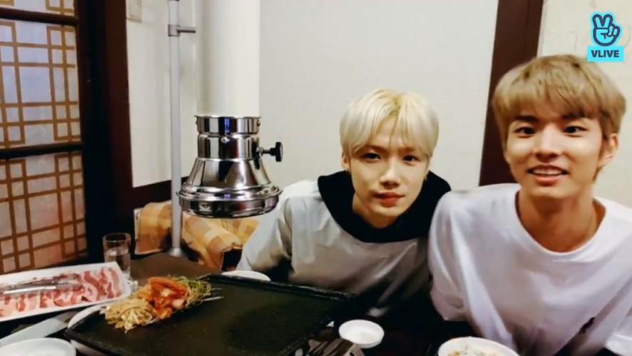 [THE BOYZ] 큐뉴肉🍴