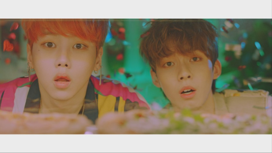 [HNB] 우진영, 김현수 '설레고 난리 (Falling in love)' MV