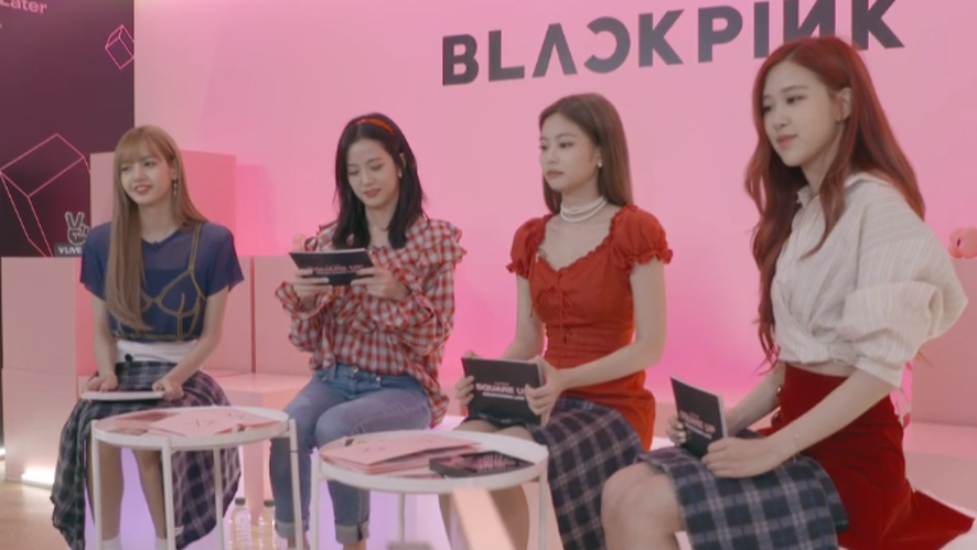 BLACKPINK 'SQUARE UP' COUNTDOWN LIVE