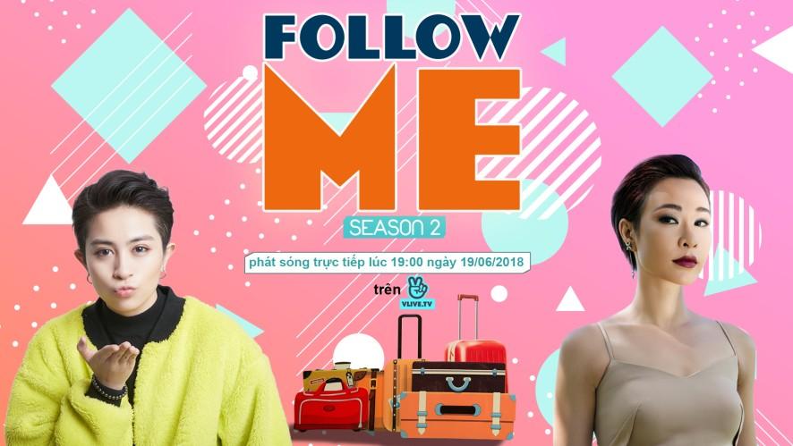 Follow Me Season 2 with Uyên Linh