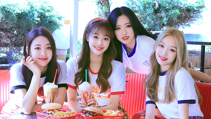 [Full] LOONA yyxy X LieV - 이달의 소녀 yyxy의 눕방라이브!