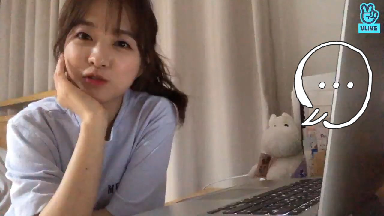 [Park Bo Young] 무미니 출연료도 주는 통 큰 뽀사장님💸 (Boyoung's V with doll)