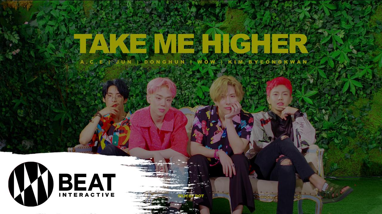 A.C.E - TAKE ME HIGHER Official MV