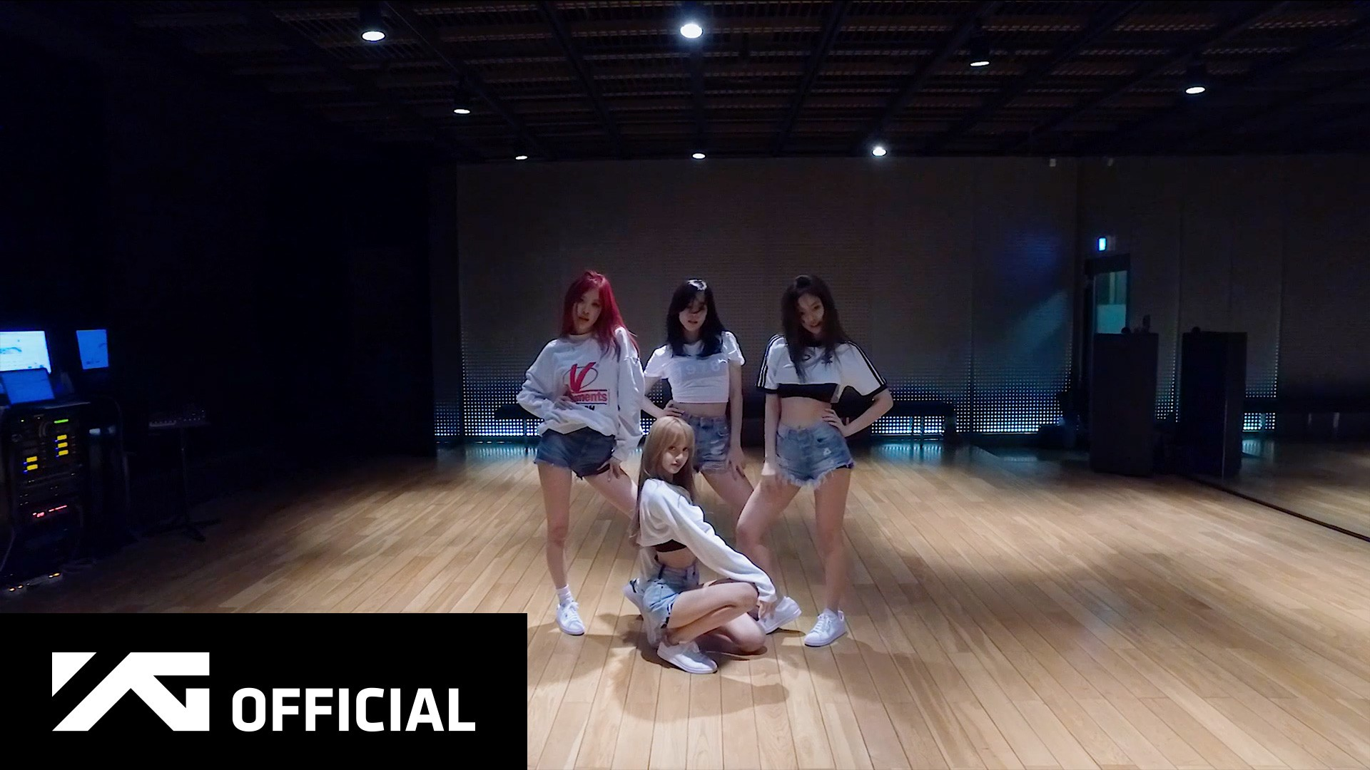 BLACKPINK - 'Forever Young' DANCE PRACTICE VIDEO (MOVING VER.)