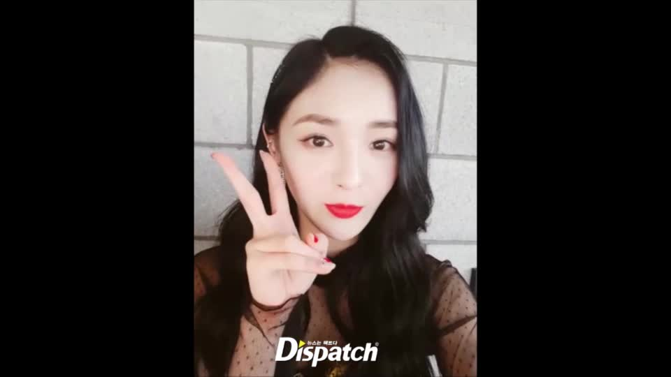 Welcome Opening for 'V Dispatch' ('PRISTIN' Kyulkyung)