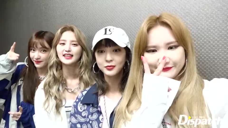 Welcome Opening for 'V Dispatch' (EXID)