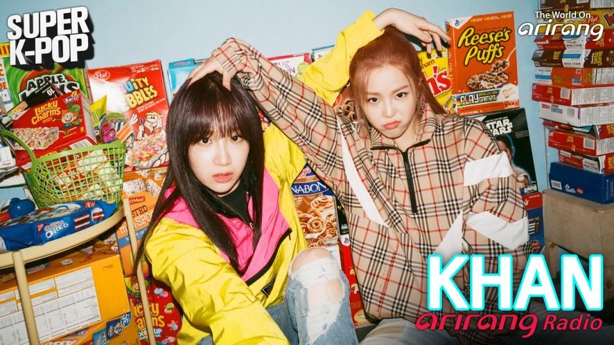 Arirang Radio (Super K-Pop / KHAN)