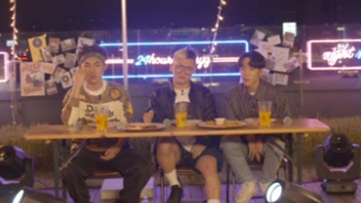 [Full] CHIN CHILLA&WEBSTER B&PULLIK x Rooftop Live - 고등래퍼2 오담률&이로한&박준호의 루프탑라이브!