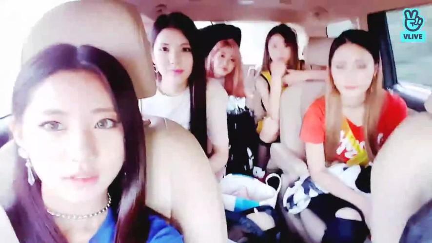 뮤뱅 출근길 ♡ (musicbank)