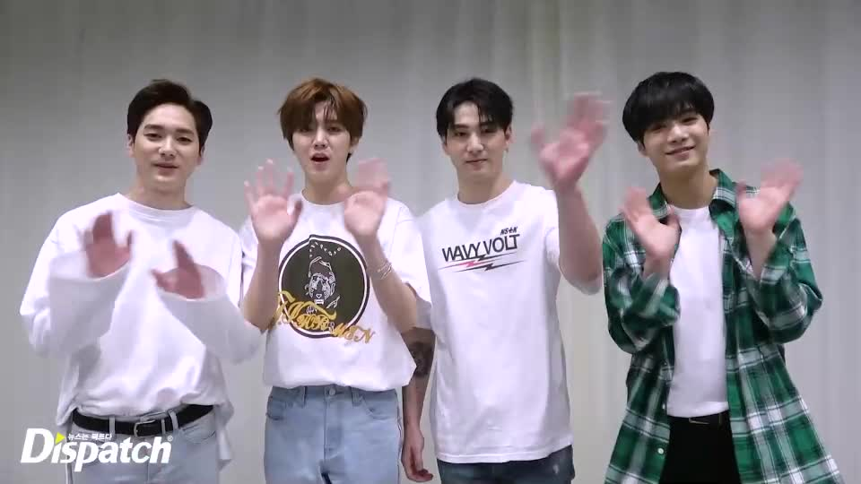 Welcome Opening for 'V Dispatch' (뉴이스트W)