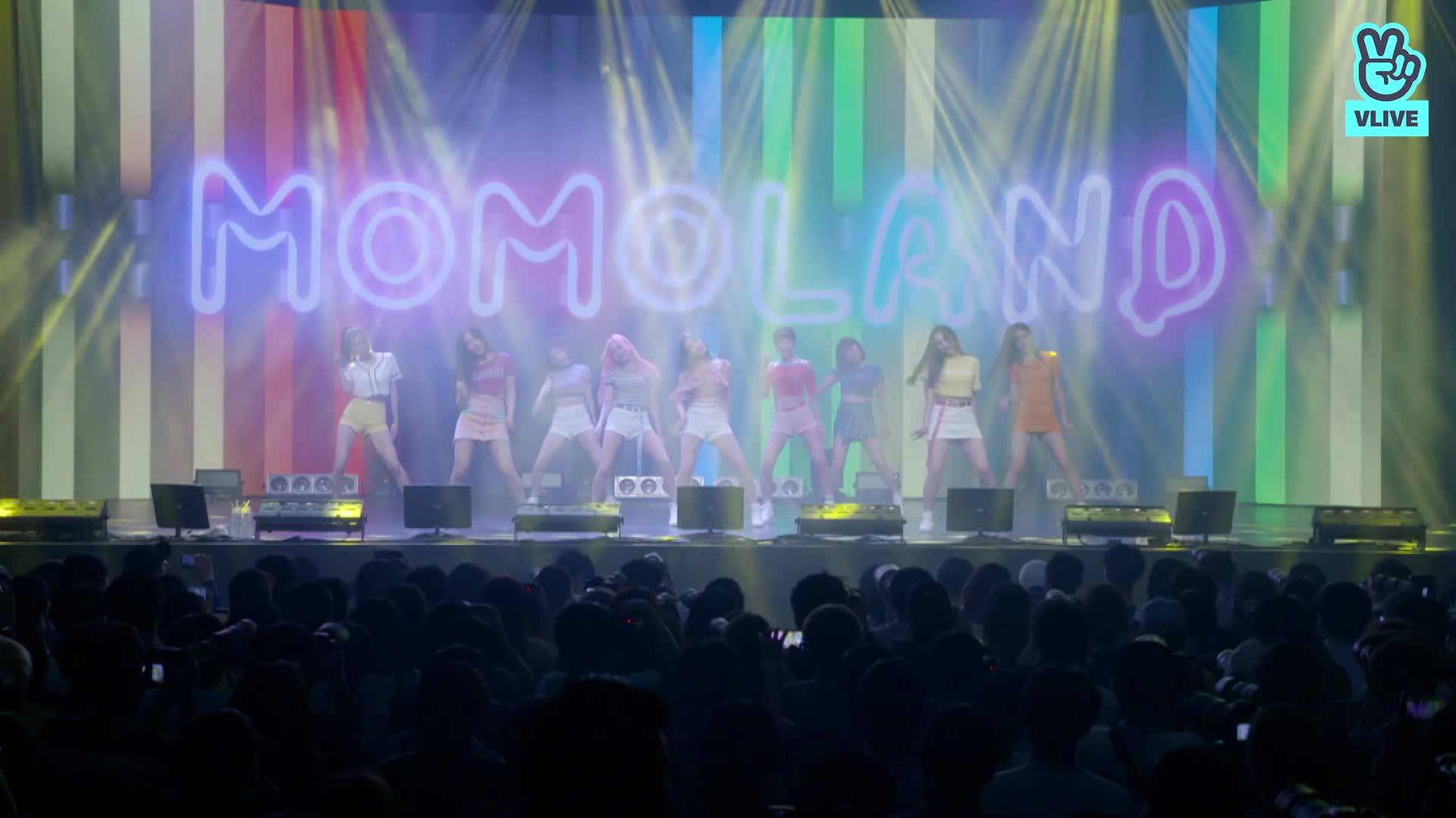 MOMOLAND - BAAM (2018 MOMOLAND COMEBACK Show-Con)