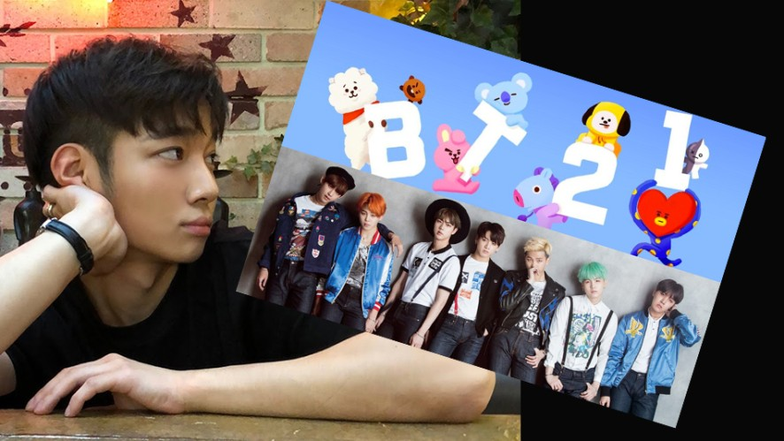 [QYOUNG] BTS!! BT21!! Beauty Item!!! review!!