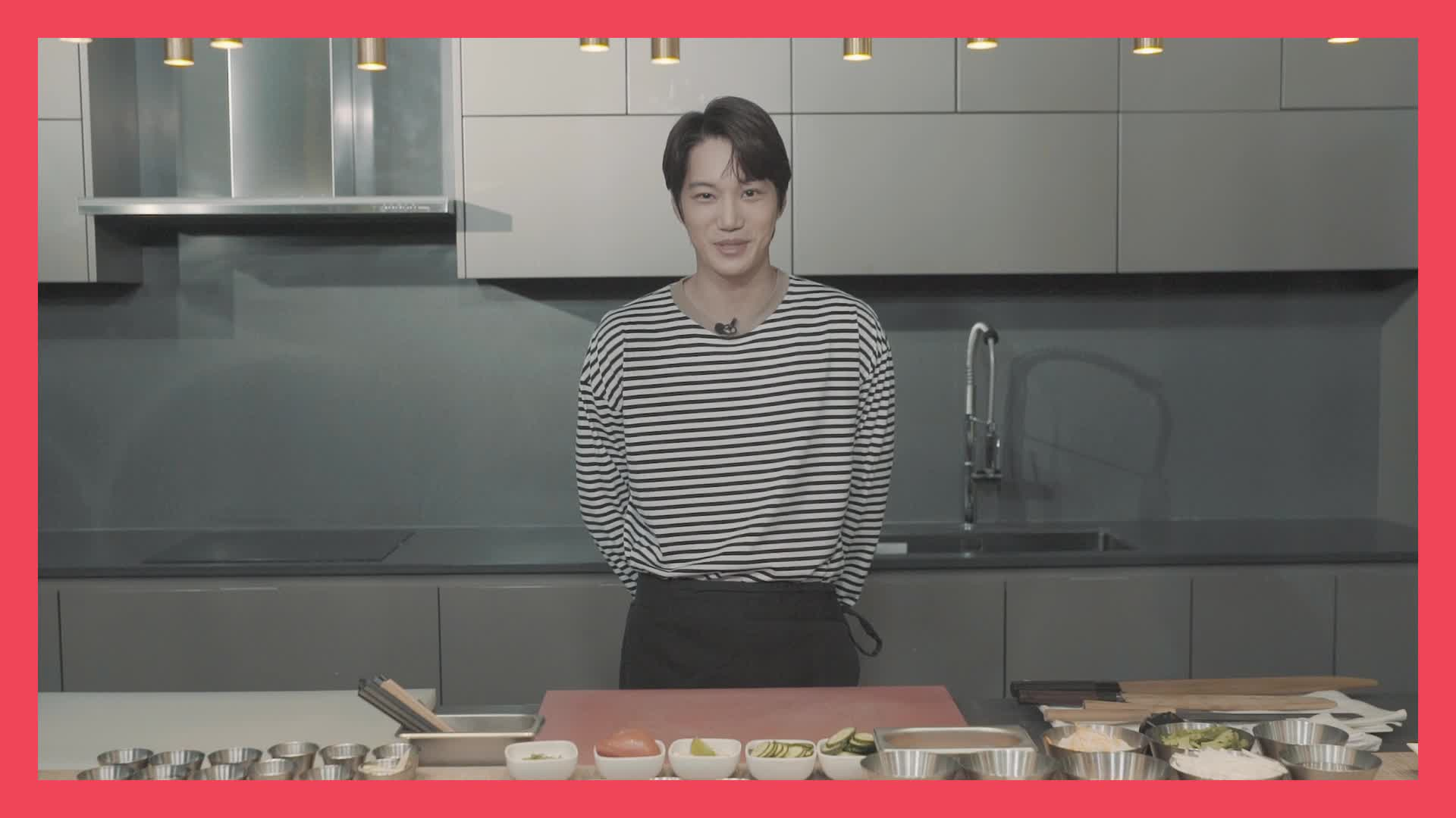 EXO KAI 엑소 카이 'Star Road' Teaser #02