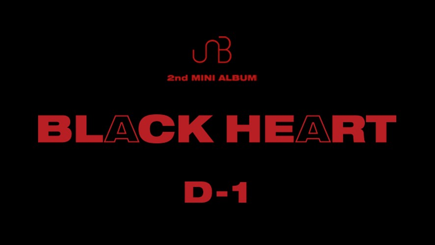 BLACK HEART D-1