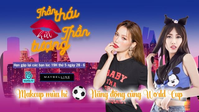 Thần Thái Hút Thần Tượng Tập 2 - Hẹn Hò World Cup cùng Diệu Nhi
