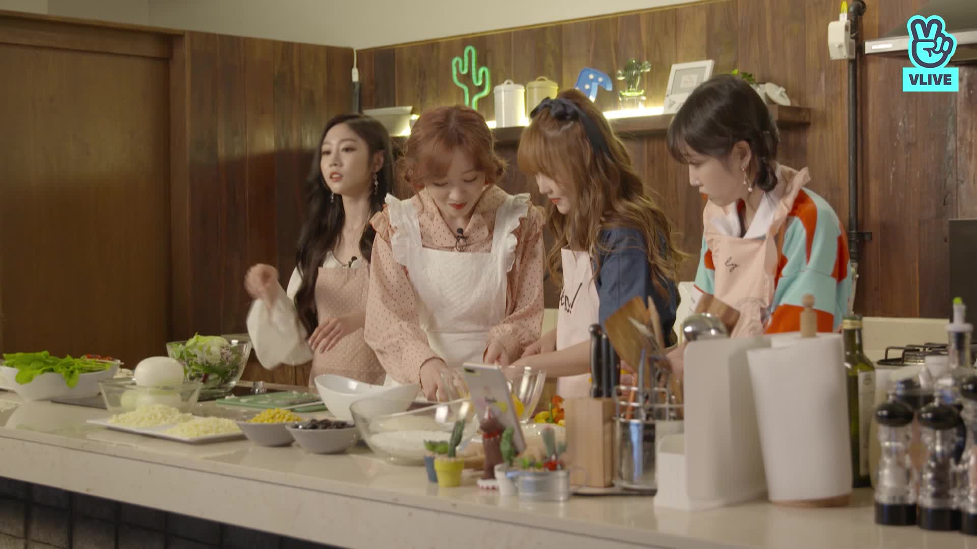 [Full]Lovelyz X Calling Recipe - 러블리즈 X 부재중레시피